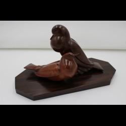 Sculpture Art deco de H-IMRE
