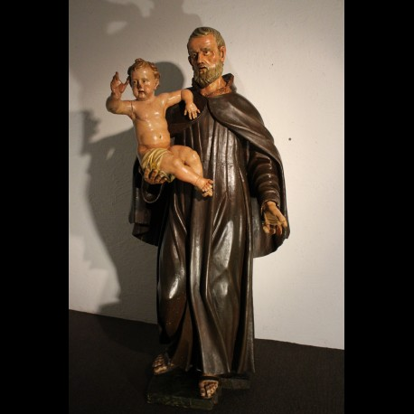 Statue de St Joseph,