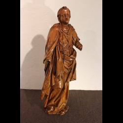 Vierge début 18 eme siècle