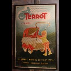 Affiche de la marque Terrot