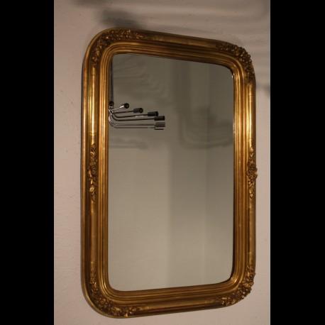 Miroir 19 eme siècle